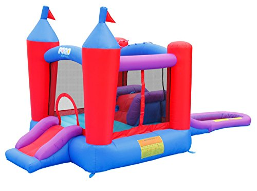 Tent and Table Inflatable Pogo Magic Castle Water Slide Boun