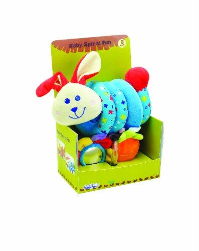 Toy Planet - Espiral gusanito para bebé, talla pequeña