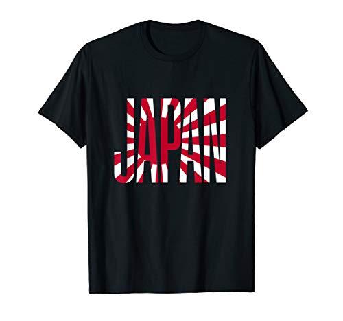 - Imperial Japan Rising Sun Flag T-Shirt