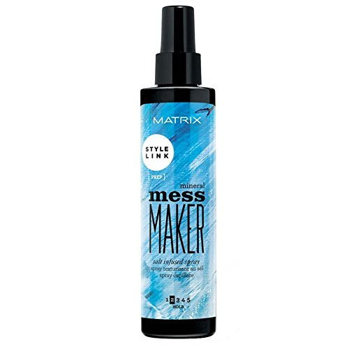 Matrix Style Link Mineral Mess Maker Salt Infused Spray | Rough Me Up | 6.8 - Rough Waves