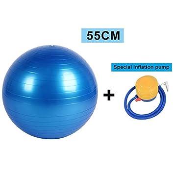 Amazon.com  DeemoShop Sports Yoga Balls Bola Pilates Fitness Gym ... e9c48c7b1a1e2
