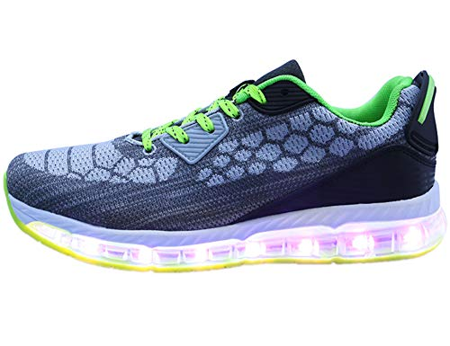 7 Charge Usb De Led Lumi Chaussures Mr Couleurs ang UqxSO