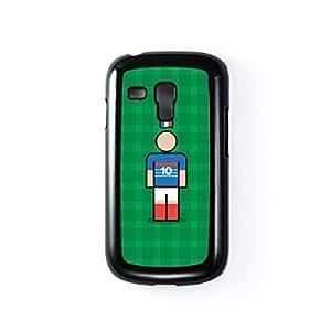 France 10z Black Hard Plastic Case for Samsung? Galaxy S3 Mini by Blunt Football International + FREE Crystal Clear Screen Protector wangjiang maoyi