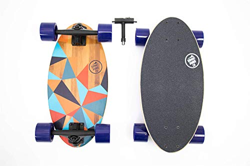 Cheap Short Longboard - 5 Styles - Summit Board Co