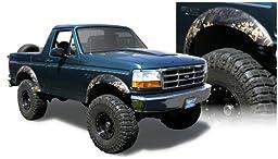 Bushwacker 20904-11 Ford Extend-A-Fender Flare - Set of 4
