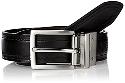 Dockers Big Boys' Dress Reversible Belt
