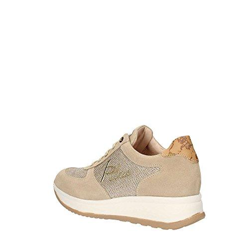 ALVIERO MARTINI , Jungen Sneaker beige sand 33