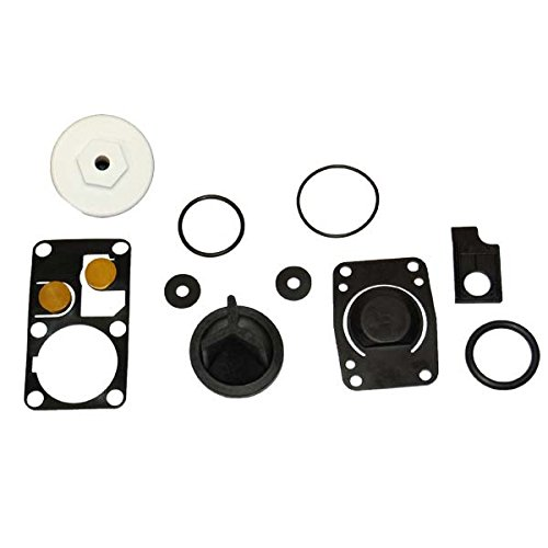 Jabsco 29045-2000 Twist N Lock Marine Manual Toilet Service Kits Fits 29090-2 & 29120-2, 1997 to 2007