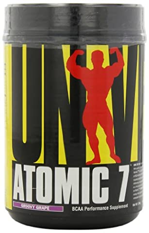 Universal Nutrition Atomic 7, Groovy Grape, 1240-Grams