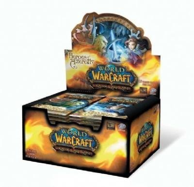 World of Warcraft - Heroes of Azeroth Booster Box [Toy]
