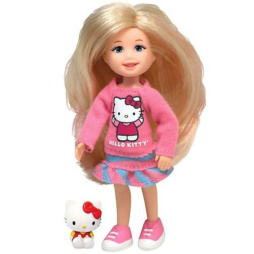 de7be91b4 Ty Li'l Ones Hello Kitty with Girl Doll: Amazon.ca: Toys & Games