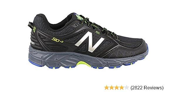 sports shoes b4db7 028f9 Amazon.com  New Balance Mens 510v3 Trail Running Shoe  Trail