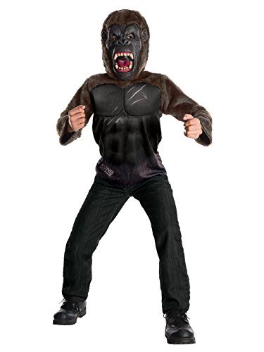 Rubie's Costume Kong: Skull Island Child's Deluxe King Kong Costume, Multicolor, Large]()