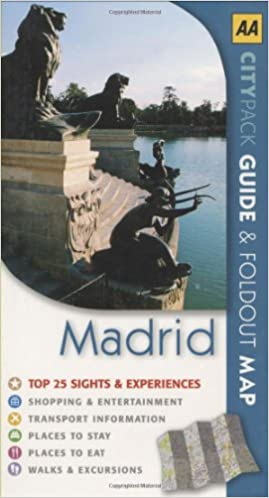 Madrid (AA CityPack Guides) (AA Popout Cityguides)