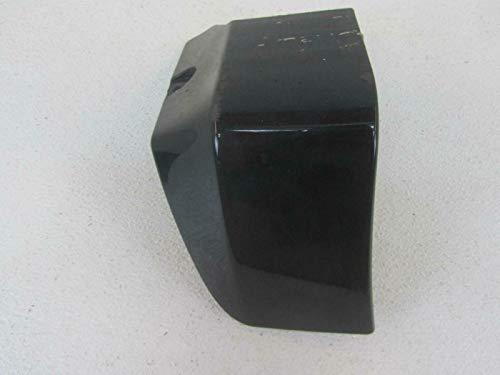08 Nissan Altima Coupe Left Rear End Cap Rocker Moulding Black OEM 93821JBXXX