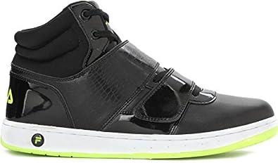 Fila Men s Black Sneakers - Uk 8  Buy Online at Low Prices in India ... 52c8db8e04cf