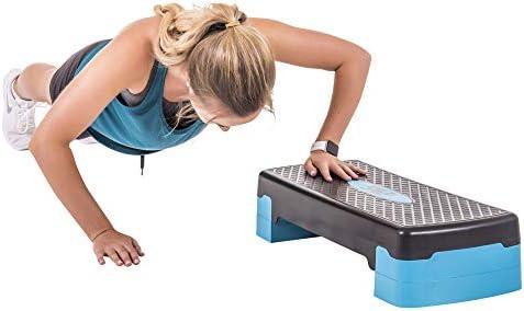 Sistema de Entrenamiento The Step Home Gym para Entrenamiento de núcleo, Fuerza, Estabilidad y Resistencia 13