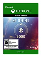 Battlefield V: Battlefield Currency 6000 - Xbox One [Digital Code]
