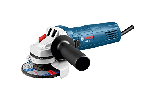 Bosch Small Angle Grinder with Small Angle Grinder Dust Collection Attachment
