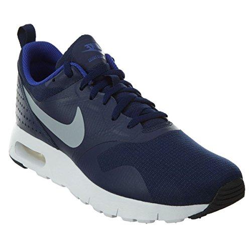Nike Youth Air Max Tavas Binary Blue Wolf Grey Mesh Trainers 36 EU