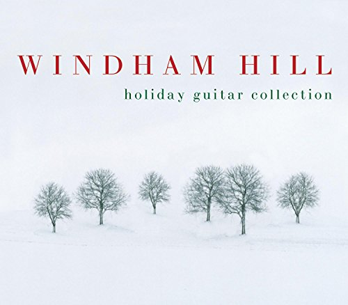 Windham Hill Holiday Guitar - North Hills Mall