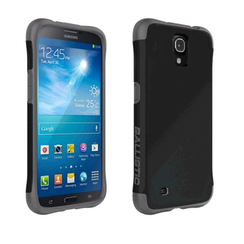 Amazon.com: Ballistic AP1178-A065 Samsung Mega 6.3-Inch Aspira Black/Black - Retail Packaging - Black/Black: Ballistic: Cell Phones & Accessories