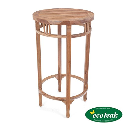 PLOSS ECO-TEAK® BARTISCH NEW ORLEANS - RUND Ø 60 CM