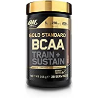 Optimum Nutrition Gold Standard BCAA Train + Sustain, Cola