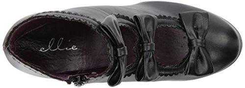 Ellie Shoes Women's 253-Missy Ankle Bootie Black 1aOlnN