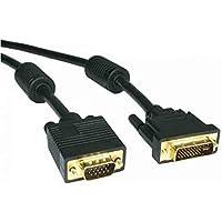Alfais Al-4255 Dvi 24+5 VGA Dönüştürücü Monitör Kablosu (Dvi-I Dual Link)