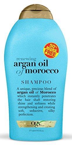 Ogx Shampoo Argan Oil Of Morocco 19.5oz Bonus
