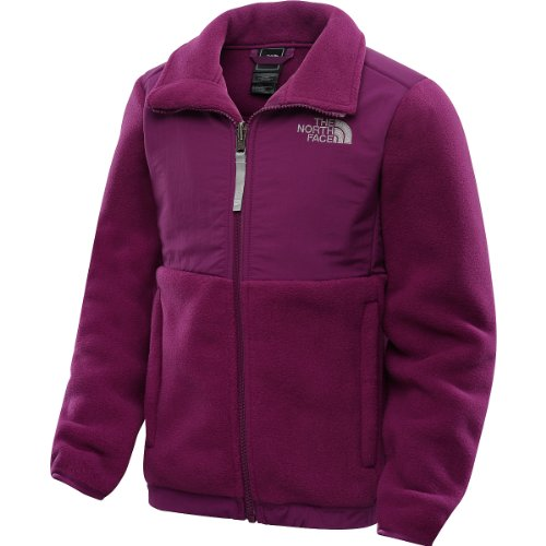 The North Face Denali Jacket - Girl's Premiere Purple/Premiere Purple X-Small by The North Face