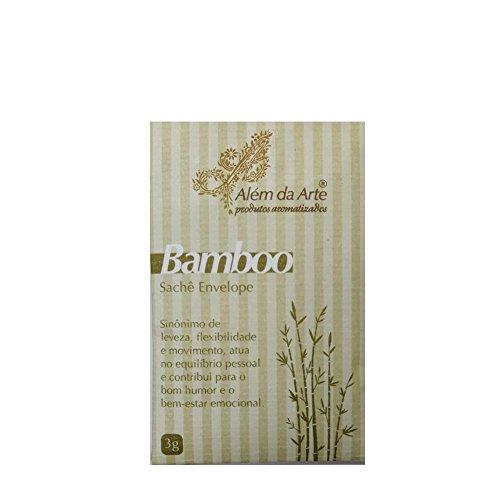 Sachê odorizante de bambu Além da Arte verde 3 g - 25634