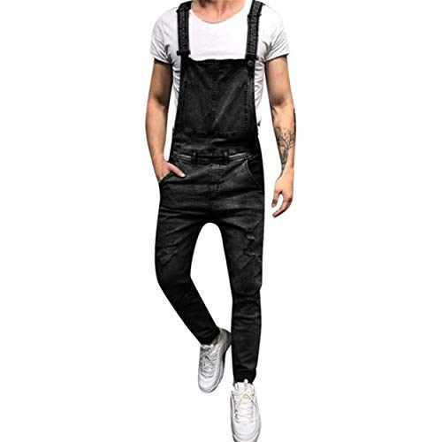 Jeans Fit Ripped Mode Hommes 2019 Nouvelle Pantalon Stretchy Biker Zahuihuim Gray Dark Slim Détruit Taped PZtqfx
