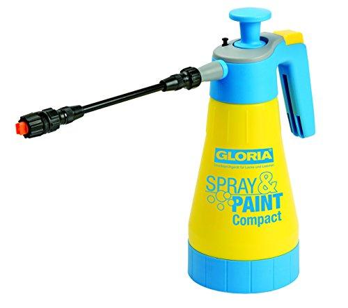 Gloria Spray&Paint Compact für Lasuren,Lacke,Öle auf wasserbasis