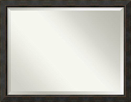 Amanti Art Framed Vanity Mirror | Bathroom Mirrors for Wall | Signore -