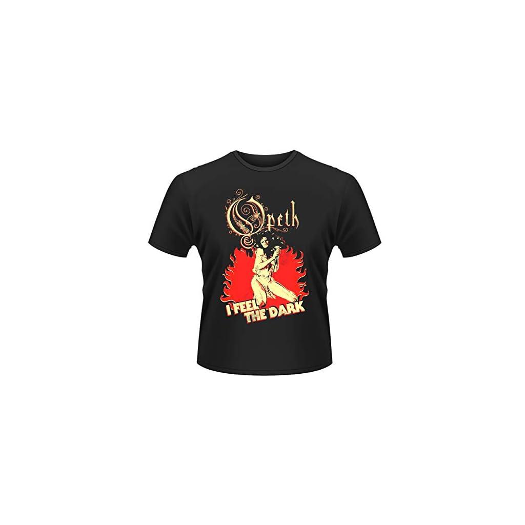 I feel the Dark Camiseta