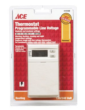 Ace Programmable Thermostat - 7