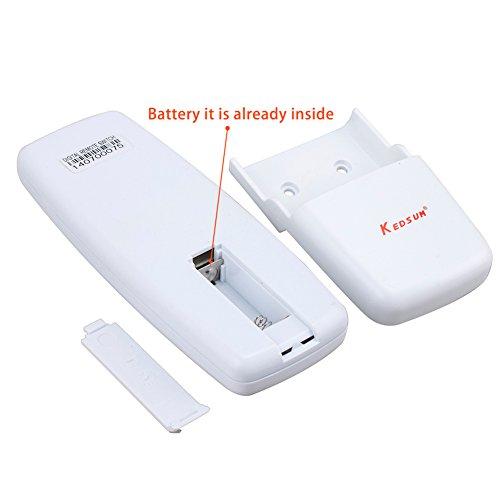 kedsum wireless 1 way on off digital remote control switch 110v for rh awesomeoffer4u com Control Wiring Diagrams On Off On Switch Wiring Diagram