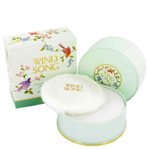 Wind Song Dusting Powder for Women by Prince Matchabelli, 4 Ounce by Prince Matchabelli