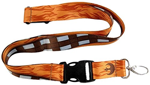 Star Wars Chewbacca Bandolier Lanyard/Key Ring