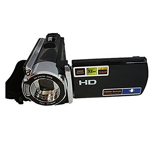 KINGEAR Puto PLD006 HD1080P 16MP Digital Video Camcorder Cam