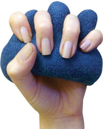 (Posey Posey Finger Contracture Cushion Keeps Fingers Separated Cotton 3X5