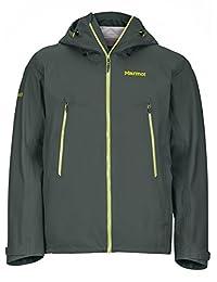 Marmot Red Star Men's Lightweight Waterproof Rain Jacket