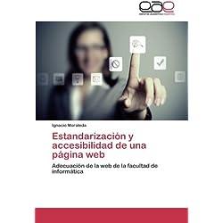 Estandarizacion y Accesibilidad de Una Pagina Web