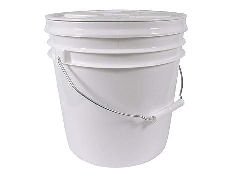 Amazoncom Bucket Api Kirk With Metal Handle 2 Gallon With Screw