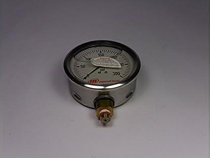 Calibre – diseñado para uso con Ingersoll Rand compresores de aire