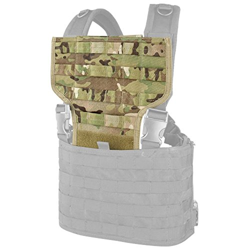 Condor 221036 MultiCam MOLLE Tactical MCR Bib Integration Kit Only Fits MCR4, MCR5, MCR6 Chest Rigs by CONDOR