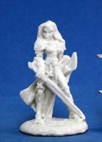Reaper Miniatures 77077 Bones - Finari Female Paladin