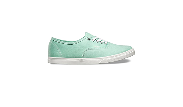 Amazon.com: Vans Authentic Lo Pro Fashion Sneakers Gossamer Green ...